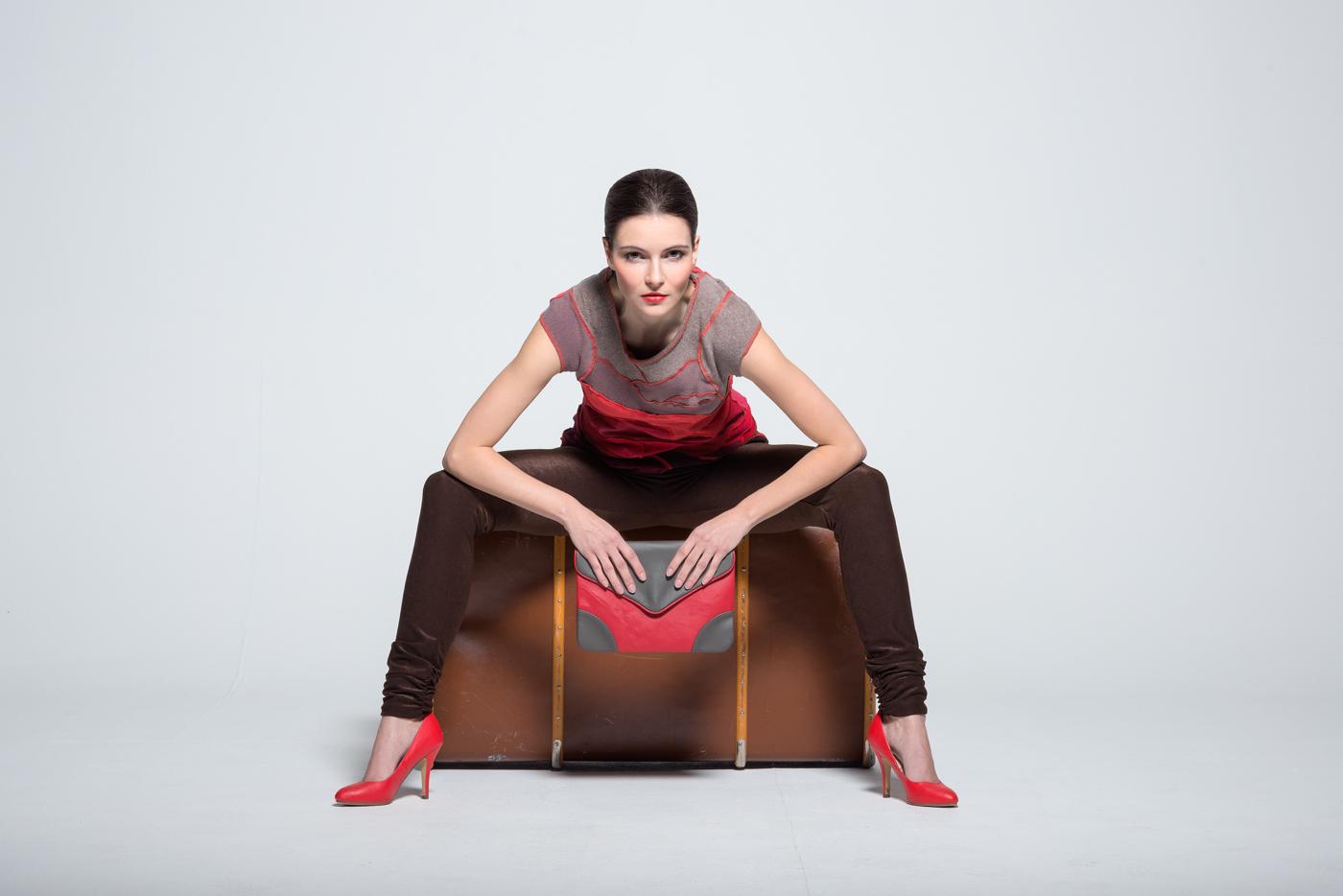 Model: Jana Jecht // MUA: Diana Guti // Foto & Retouch: Sebastian Kreinau