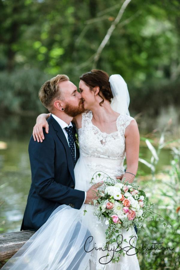 Hochzeitsfotografie Seepavillon